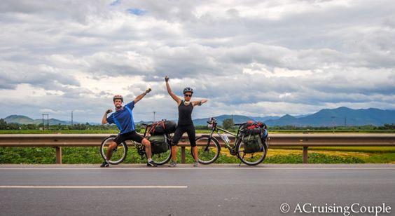 Tour de Vietnam: Cycling Southern Vietnam - A Cruising Couple