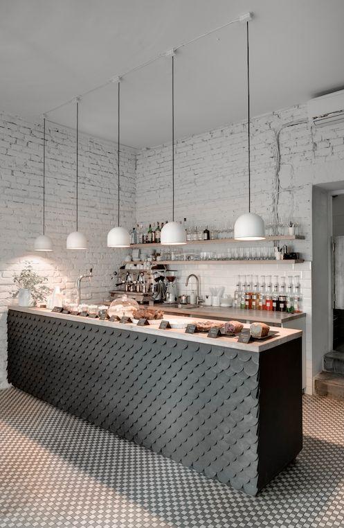 Create An Elegant Statement With A White Brick Wall  White Brick