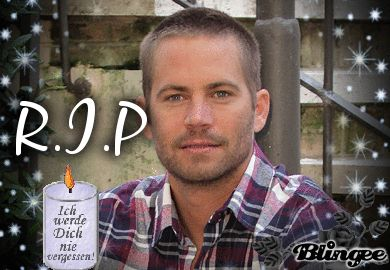 Rest in Peace Paul Walker :'(♥