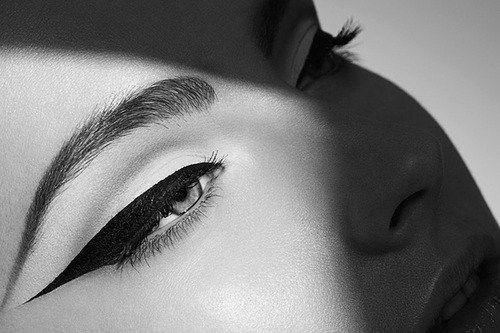 serious eyeliner