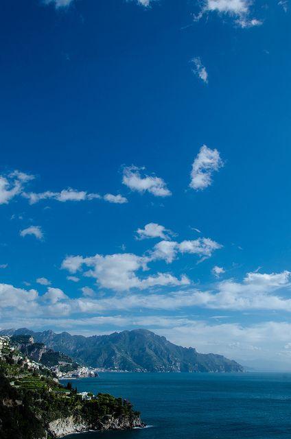 Conca dei Marini, Campania, Italy