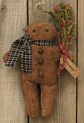 buy primitive decor online country christmas and gingerbread on 10507