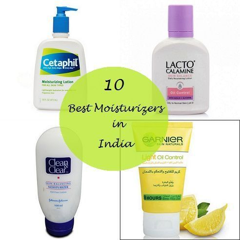 Best Face Moisturizers For Oily Acne And Pimple Prone Skin In