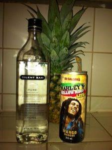 Marley's Mellow Mood Martini recipe
