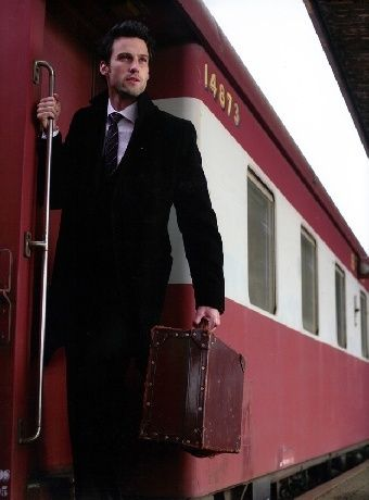 As Max broads the train he is looking for Missy, perhaps this idea of a trip his parents planned might lead to a little romance on the Orient Express