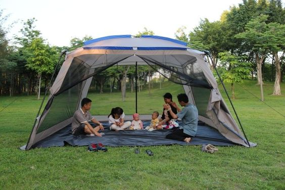 Promotion!Outdoor sun-shading tent/4Corners garden arbor/Multiplayer awning shelter anti-mosquito include the bottom mat