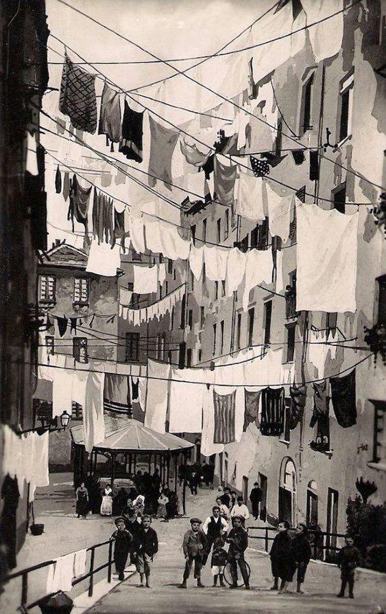 Truogoli S.Brigida, Genoa, Italy