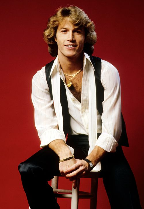 Andy Gibb remembered on his 55th birthday (Getty Images)