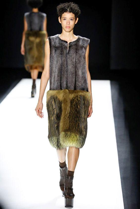 Vera Wang - NYFW Fall/Winter 2016-2017 - so-sophisticated.com