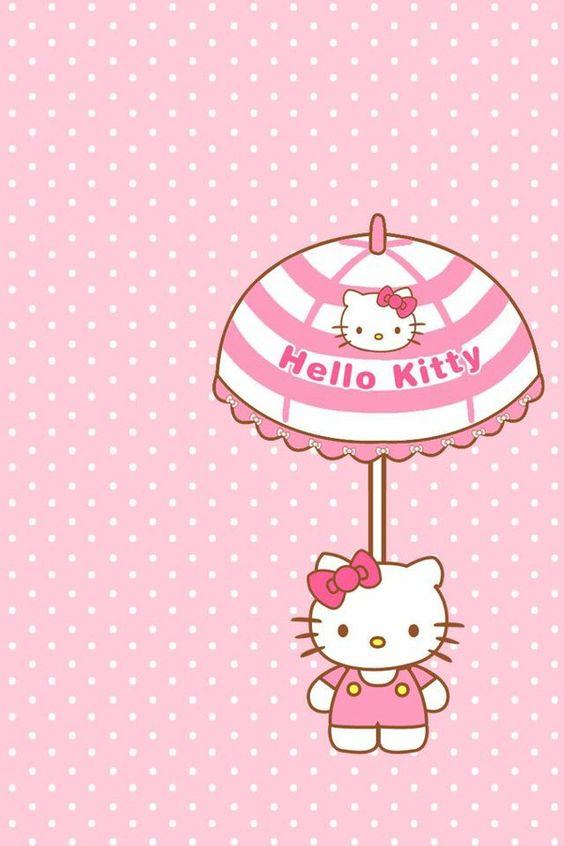 cute pink hello kitty wallpaper - photo #23