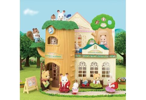 Sylvanian Families Connectable Buildings Which Buildings Connect Sylvanian Families Specialty S Sylvanian Families Calico Critters Families Forest Nursery