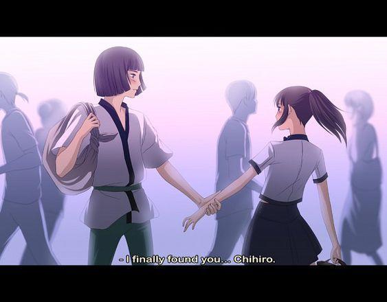 El Viaje De Chihiro 2 Ghibli Studio Ghibli Studio Ghibli Fanart