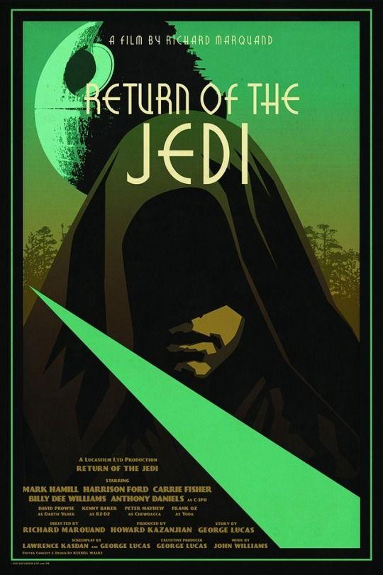 Star Wars Trilogy | Russell Walks