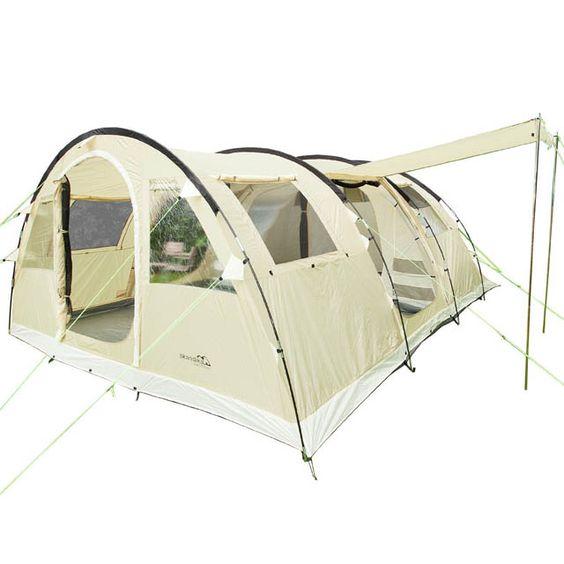 Skandika – #Tenda da campeggio Gotland 6, 540 x 450 cm