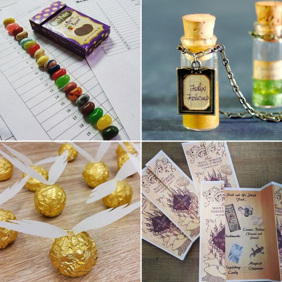 22 Easy Harry Potter DIYs That Even Muggles Can Make