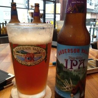 Bia Anderson Valley Hop Ottin IPA 7% - Chai 330ml