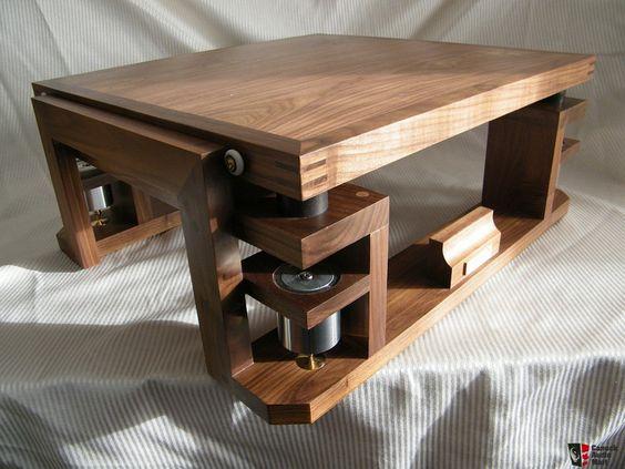 Nobility Audio Furniture Magnetic Levitation Table Wmp