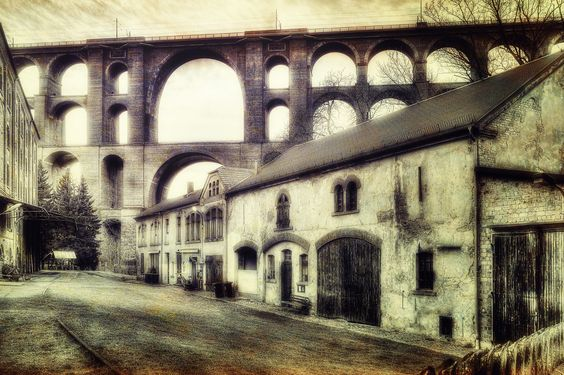 HDR Architektur