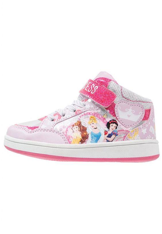 #Disney #Sneaker #high #pink für #Mädchen -