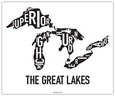 Great Lakes - So you will remember them now