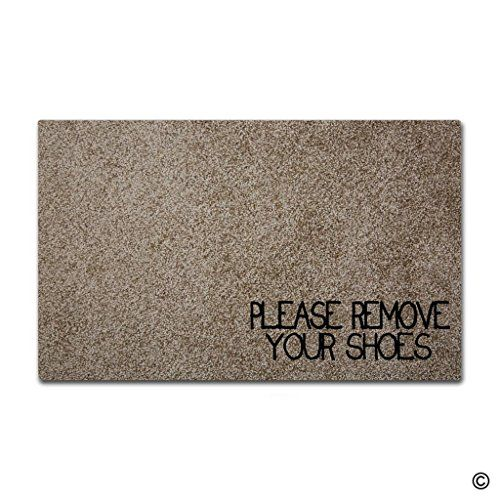 Msmr Doormat Entrance Floor Mat Please Remove Your Shoes Https Www Amazon Com Dp B072jxzj3r Ref Cm Sw R Pi Dp U X Door Mat Entrance Door Mats Floor Mats