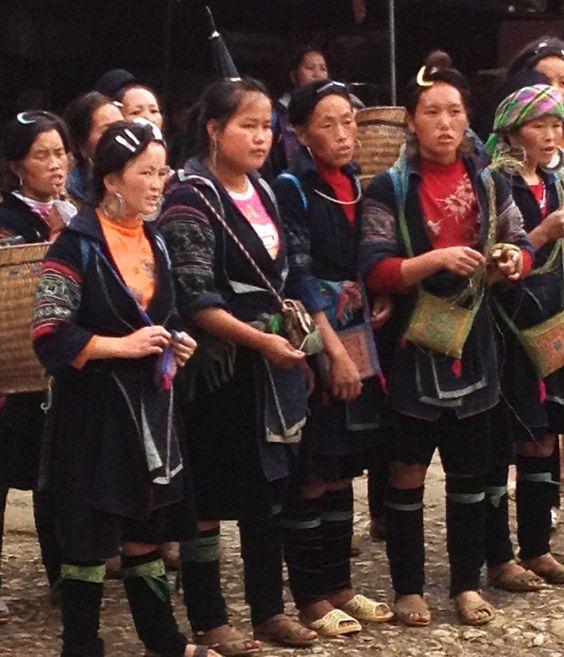 The local tribe, Sapa, Vietnam