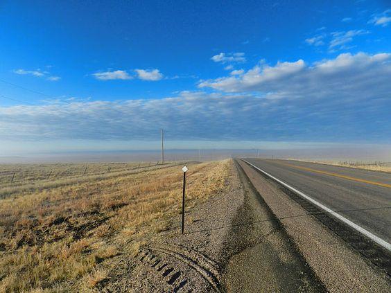 The Longest Road Photograph