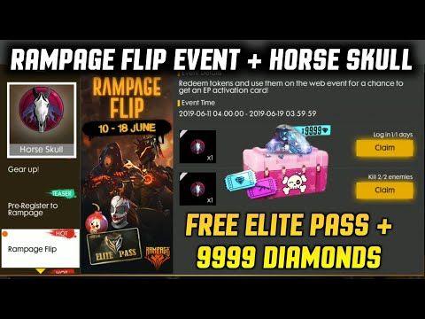 Free 9999 Diamonds Free Elite Pass Freefire