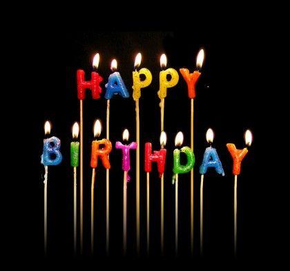 I love Birthdays!!