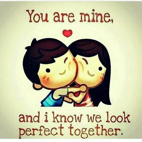 U R Alwys Mn Sh Cute Love Quotes Beautiful Love Quotes