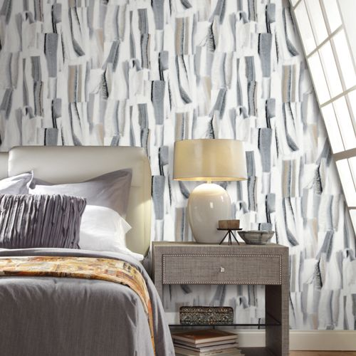 Taj Marble Peel And Stick Wallpaper Lelands Wallpaper Peel And Stick Wallpaper Wall Coverings Stone Wallpaper