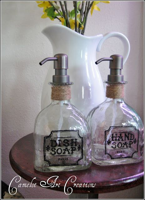 Patron Soap Dispenser - - - maybe I can adapt it to use the Bombay Sapphire bottle I can't bring myself to throw out?: