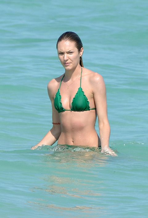 Candice Swanepoel Thong | Candice Swanepoel's Beach Bum | Photo 39 | TMZ.com