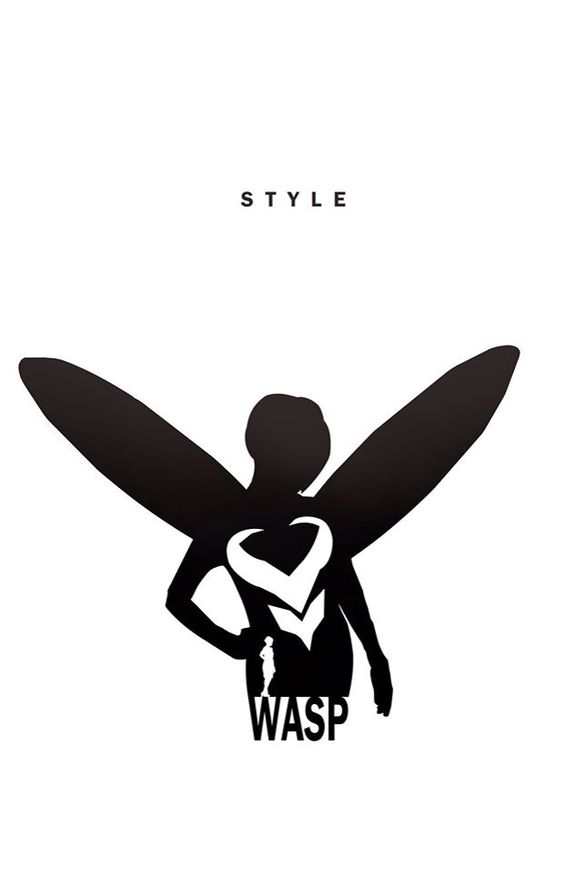 Wasp - Style by Steve Garcia  -   #antman #kurttasche #marvelmovies