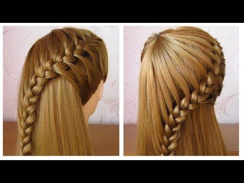 23++ Coiffure fille rapide youtube inspiration