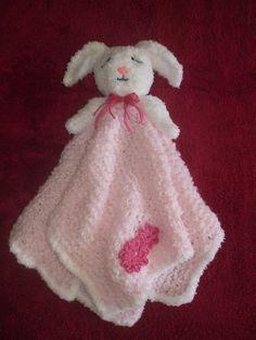 buddy bunny sleepy blankie pattern