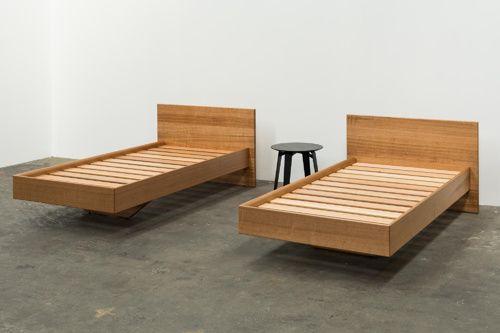 Floating Single In Solid Tasmanian Oak Furniture Design Bed Furniture