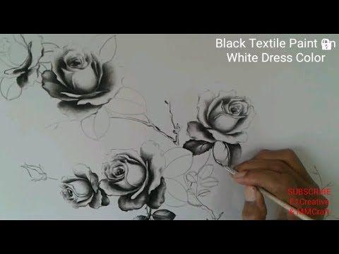 Pin Di Fabric Painting