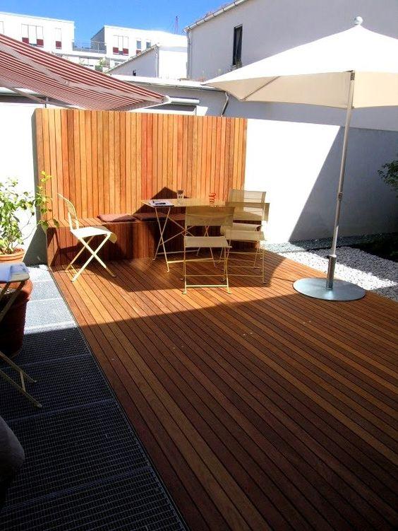 Cumaru-Terrassendielen kaufen - 90mm, glatt, FSC 100%