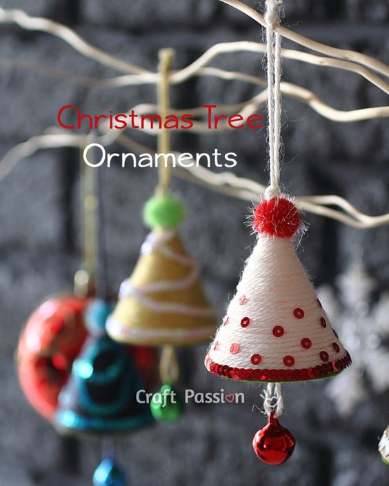 Christmas Tree Ornaments, Ornaments And Christmas Trees On