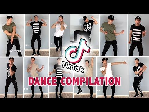 Learn These Tik Tok Dances Step By Step Youtube Dance Steps Dance Choreography New Dance Moves