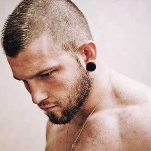 55 Atrevido O Elegante Mohawk Peinados Para Hombres Largo Peinados Pelo Mohawk Peinado Cabello Corto Hombre Estilos De Cabello Hombre
