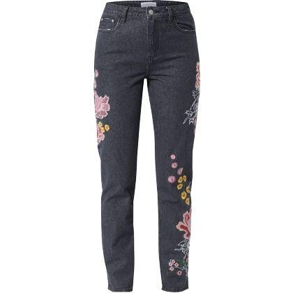GLAMOROUS setzt Dich mit diesen stylishen Jeans mit aufregenden Stickereien gekonnt in Szene und wird Dir garantiert Komplimente bescheren.