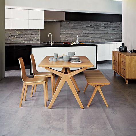 john lewis dining table online and gray on pinterest. Black Bedroom Furniture Sets. Home Design Ideas