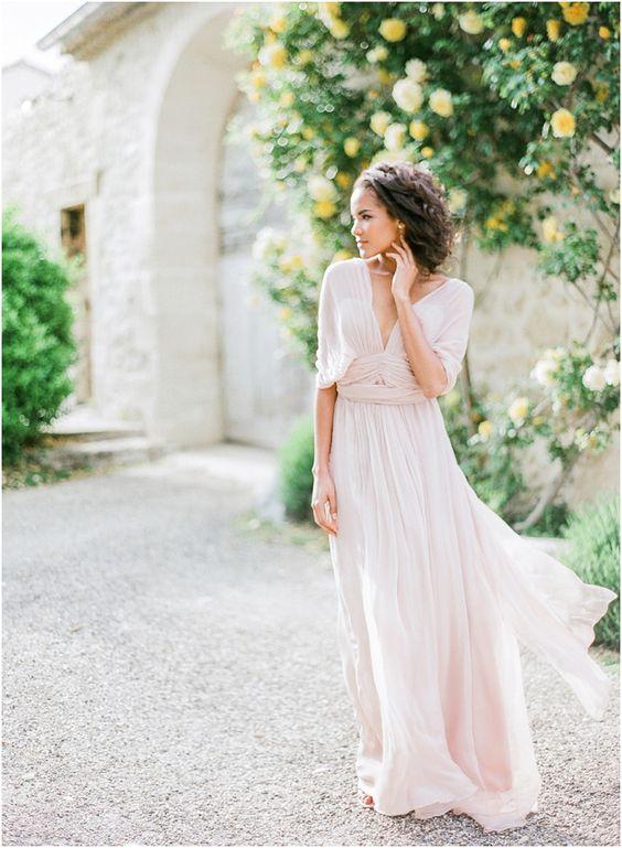 Bridal portrait inspiration (Carla Gates)