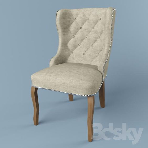 Riviera Maison - Keith Dining Wing Chair