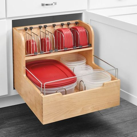 13 Best Kitchen Cabinet Drawers - Clever Ways to Organize Kitchen Drawers