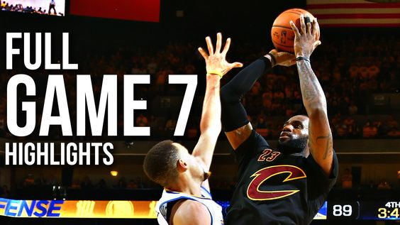 Warriors vs Cavaliers: Game 7 NBA Finals - Full Highlights - http://www.trillmatic.com/warriors-vs-cavaliers-game-7-nba-finals-full-highlights/ - For those of you who missed it, the Cleveland Cavaliers and the Golden State Warriors had a Game 7 showdown in which the Cavaliers came out victorious.  #LebronJames #Curry #Cavs #GSW #Warriors #Game7 #TheLand #NBAFinals #Trillmatic #TrillTimes