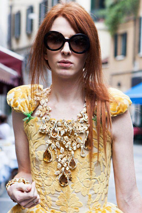 valentina riboli milan fashion week ss2014 street style adorn london 5