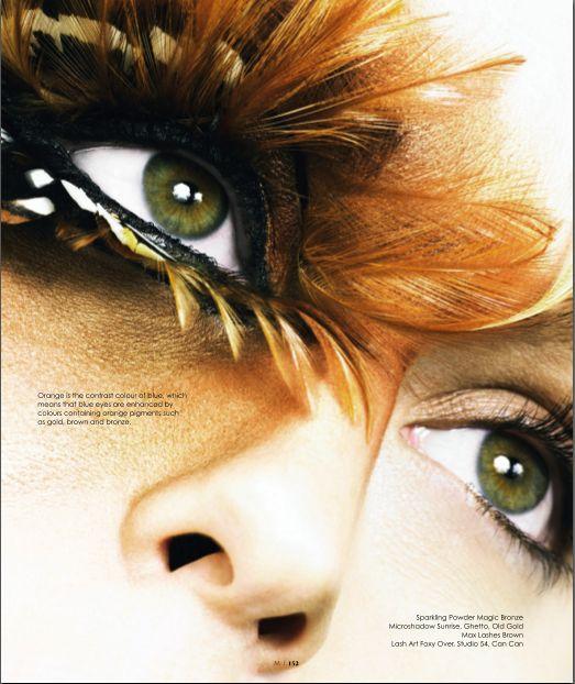 Incredible fake eye lashes
